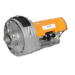 Motor ACM Enrollable Coaxial 48/60 160 Kg Sin Freno.