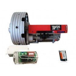 KIT Motor VDS ROLL 200 para Puertas Enrollables hasta 150 Kg