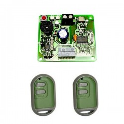 Kit FORSA DPT-30 Receptor enchufable + 2 mandos TP-2 Mini 868Mhz