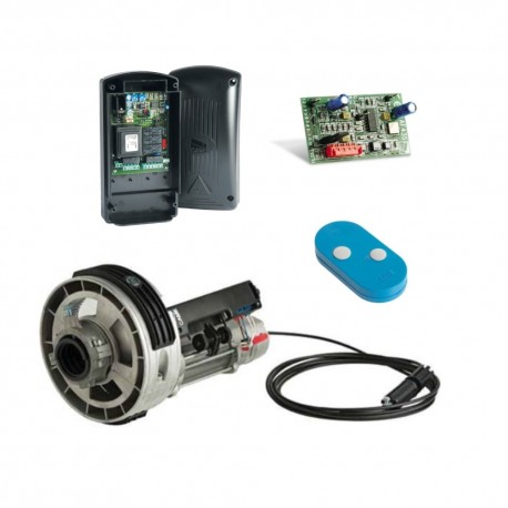 Kit Motor Enrollable CAME 8K01MH-002 Con electrofreno. hasta 180 Kg