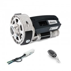 Kit Motor MOTORLINE ROLLING 160SP enrollable 160KG Sin electrofreno