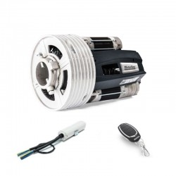 Kit BiMotor MOTORLINE ROLLING 360SP enrollable 360KG Sin electrofreno