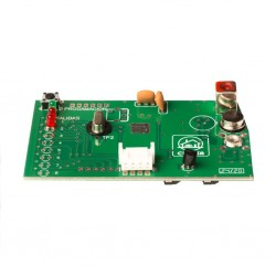 Receptor CLEMSA MASTERcode RMV 2 Enchufable 2 canales, 433Mhz